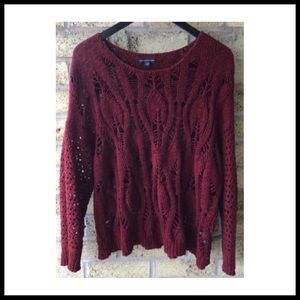 American Eagle • Knit Sweater
